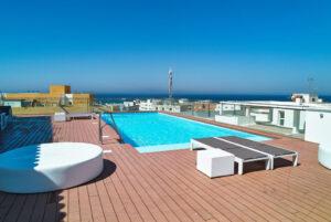 tarifa penthouse swimming pool
